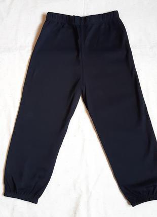 """Черные домашние трикотажные штаны """"disney"""" на 98/104см"""