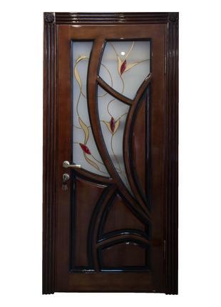 Деревянные двери (сосна)