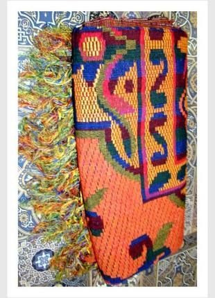 Шикарное индийское покрывало/ковёр ручной работы india