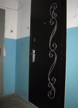 Изготовление кованных дверей на заказ в Николаеве и области.