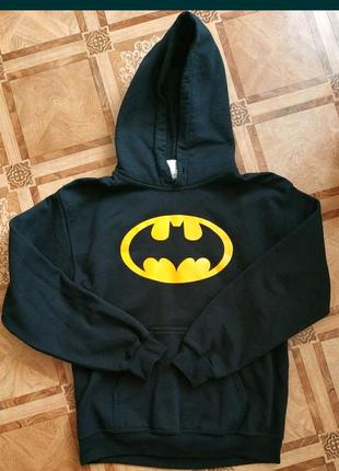 Толстовка,худи Бэтмен