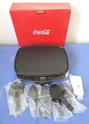 Настольный электрический гриль Raclette Grill GR-001-CC