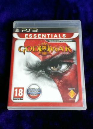 God of War 3 (русский язык) для PS3