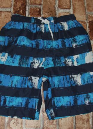Пляжные шорты мальчику 8 лет c&a