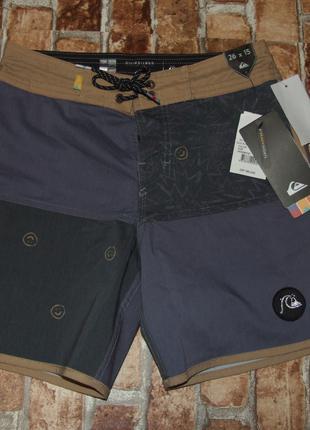 Новые шорты пляжные мальчику 12 лет quiksilver