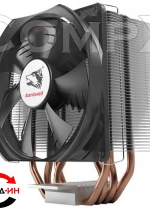 Тихий охлад для процессора Performa Aardwolf (Noctua , DeepCool)