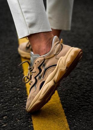 Adidas ozweego beige
