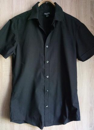 Рубашка подростковая с коротким рукавом