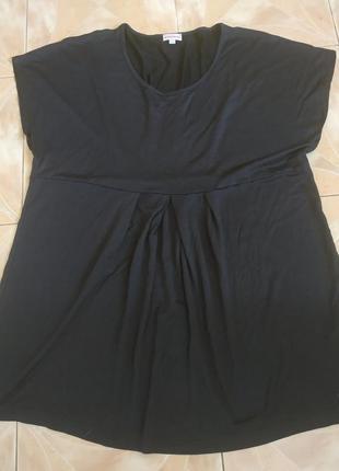 Платье туника большого размера