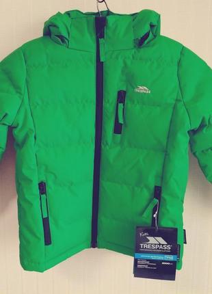 Куртка детская зимняя trespass