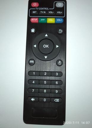 Пульт ДУ Smart TV box X96