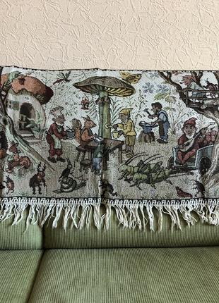 Прикроватный ковер коврик гобелен Германия времен СССР