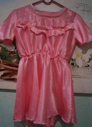 Платье на девочку 5 лет