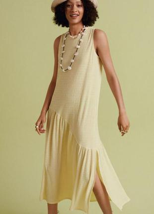 Легкое платье.