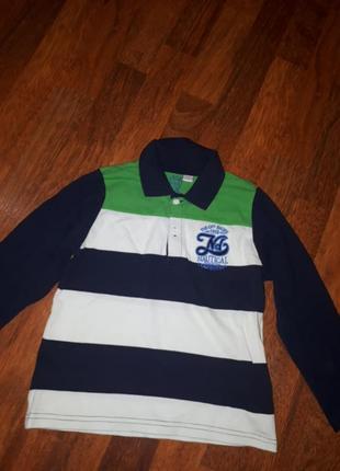Поло рубашка chicco 116