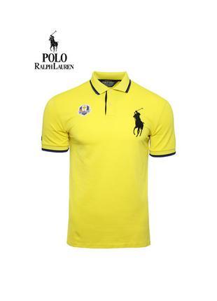 Мужская polo футболка ralph lauren
