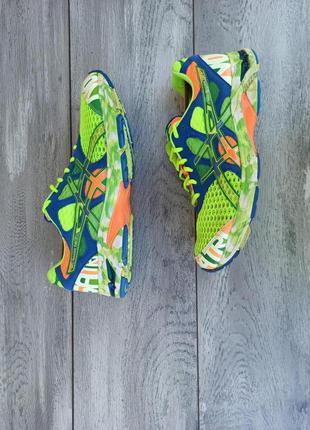 Asics gel-noosa tri 7 мужские спортивные кроссовки оригинал