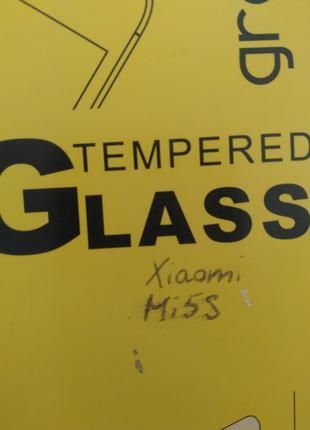Защитное стекло  Xisomi mi 5s