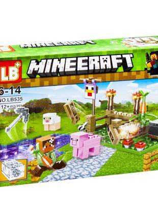 """Конструктор """"Minecraft"""" вид 4 (SM2572)"""