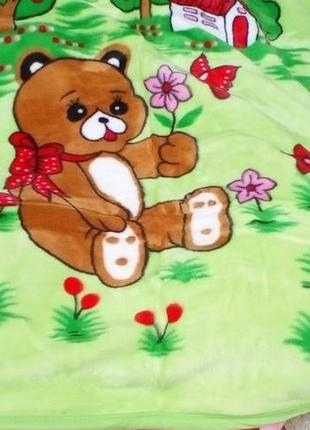 Детский пледик-одеялко