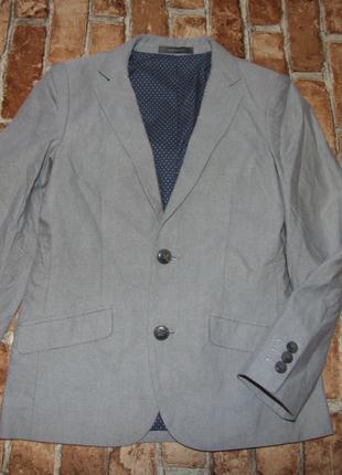 Нарядный пиджак мальчику 11 - 12 лет