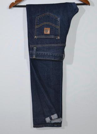 Джинсы carhartt w`s selvege jeans