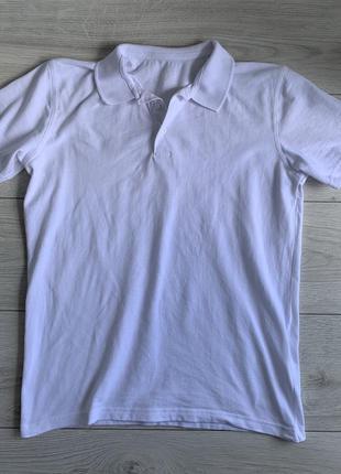 Поло мужское, футболка мужская белая.