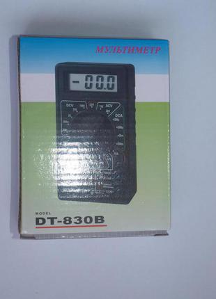 Мультиметр DT830B, есть DT832,DT838,