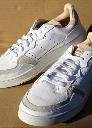 Мужские кеды adidas originals supercourt ee6034 оригінал натур...