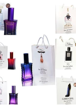 Парфюмы 50 мл dior gucci tom ford yves saint laurant nina ricc...