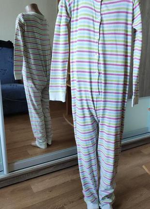Трикотажная пижама, человечек, кугуруми