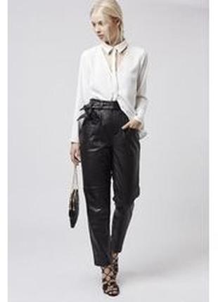 M/46 стильная блузка с вырезом topshop 31953