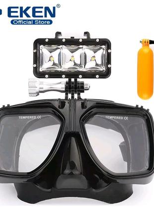 Комплект для ныряния для камеры Eken GoPro