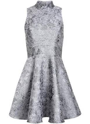 Коктейльное платье вечерное нарядное 121715