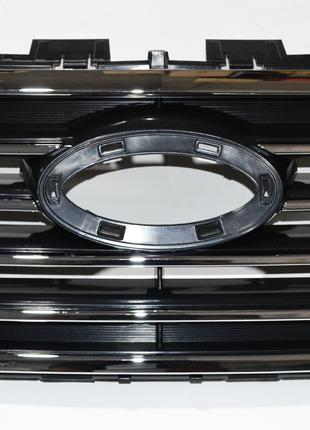 Решетка бампера (ГРИЛЬ) на HYUNDAI Sonata 15-17г