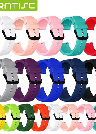Новые силиконовые ремешки для часов Xiaomi Amazfit Bip/Gts