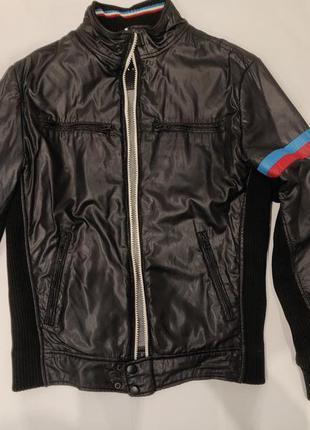 Стильная брендовая куртка ветровка весна осень sisley m-l