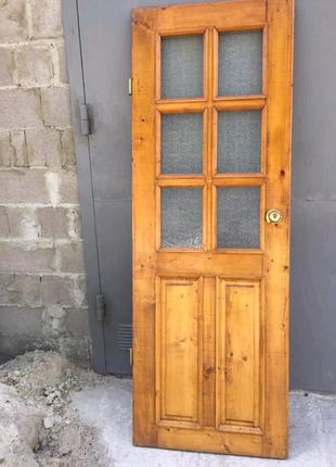 Двері дерев'яні міжкімнатні