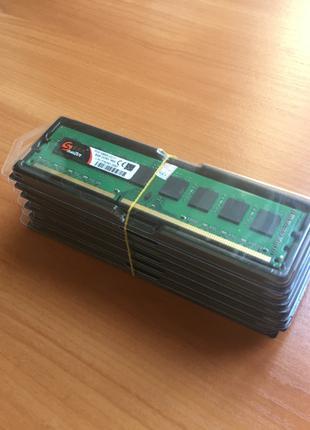 НОВАЯ Оперативная память AMD DDR3 8 Gb 1600 MHz PC-12800U