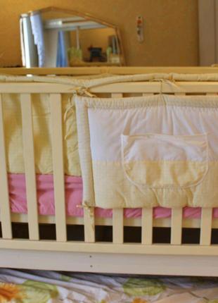 Кроватка-качалка Pali