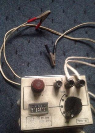 Зарядное устройство для авто/мото АКБ 6 и 12В