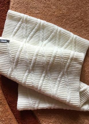 Хомут шарф зима/зимний