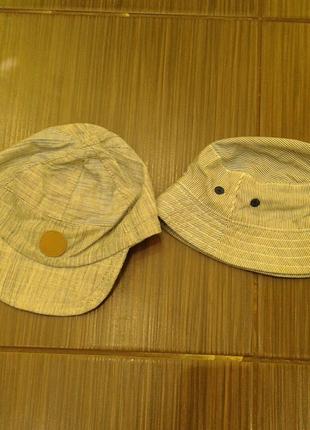 Панамка і кепка для хлопчика