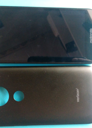 Дисплей Motorola E5 play