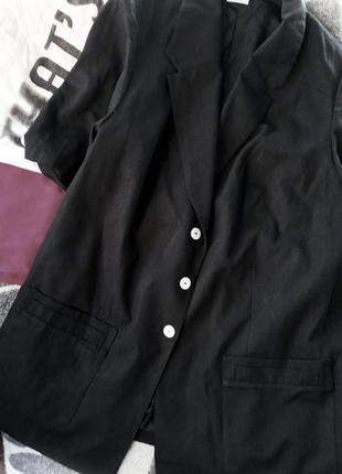 Пиджак большой размер