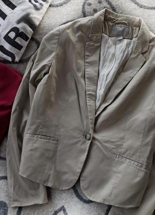 Пиджак катоновый