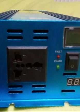 Инвертор IPOWER 12 - 220 В 3000 - 6000 Вт чистый синус