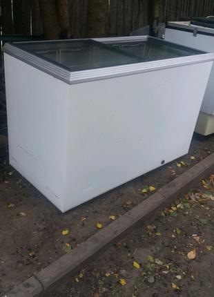 Морозильная камера ларь 450 литров.Доставка, отправка. Дания
