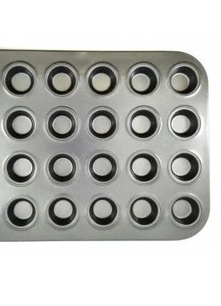 Форма для мини-десертов на 24 шт