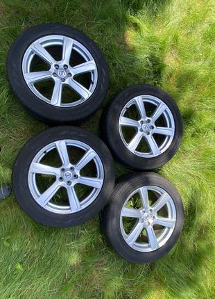 35 тыс грн! Оригинальные диски Volvo XC90 19' с резиной
